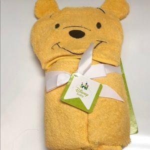 Disney Baby Winnie the Pooh hooded towel